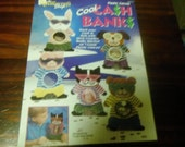 Plastic Canvas Patterns Cool Cash Banks Needlecraft Shop 923713 Pattern Leaflet