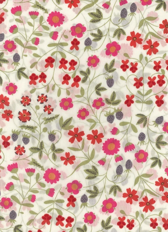 Liberty of London fabric tana lawn Mirabelle 6 x 27