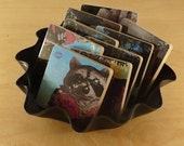 SAVOY BROWN recycled Hellbound Train album cover coasters and record bowl