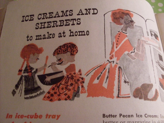 Good Housekeeping - Ice Cream Cookbook