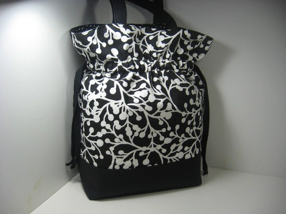 Insulated Lunch Bag Tote, Large - Buds