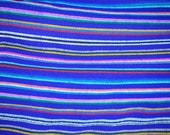 Mexican Woven Fabric RESERVED for Eve Carol