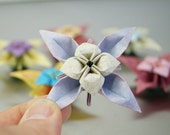 Origami Bonsai 6 pc Magnet Set