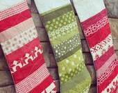 A Trio of Modern Stockings