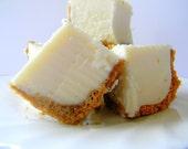 Julie's Fudge - Pure CHEESECAKE With Graham Cracker Crust - Over Half Pound