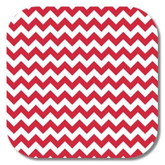 Riley Blake, Red Small Chevron fabric,1 yard C340-80