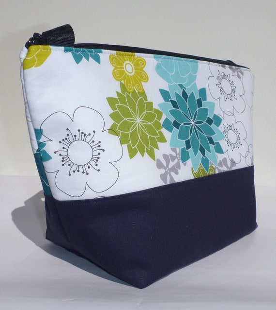 Insulated Lunch Bag Large Eco Friendly Zip Summer Fresh Lunch Bag by BonTons