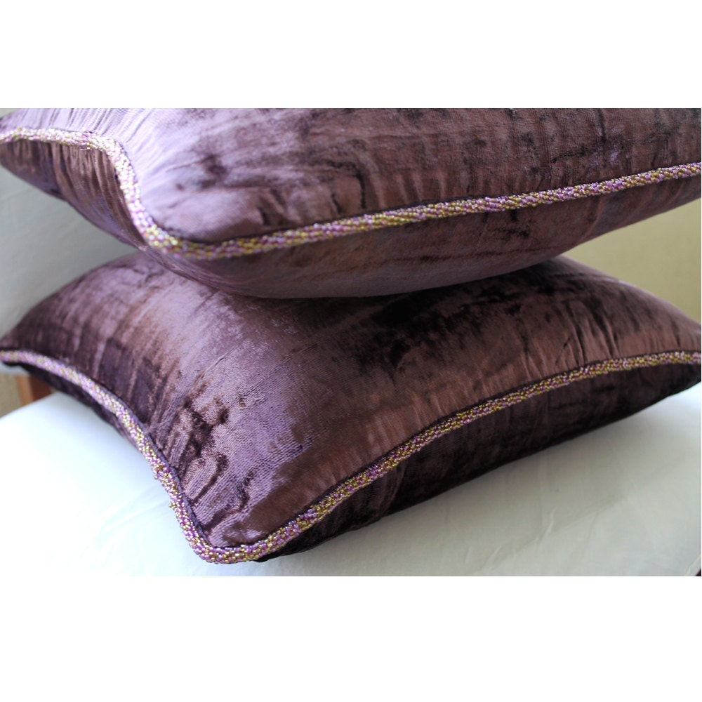 Decorative Pillows 26 X 26 : Decorative Euro Sham Covers 26x26 Inch Accent Couch Pillow