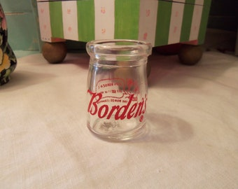 Vintage Miniature Restaurant Borden's Creamer Elsie The Cow
