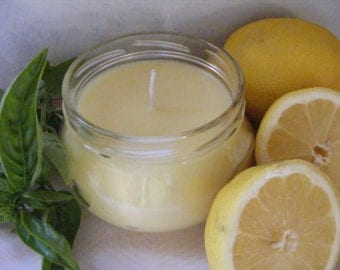 Country Lemonade-8oz Mason Jar candle