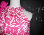 Pillowcase DRESS or TOP - Joel Dewberry - Made in ANY Size - Boutique Mia
