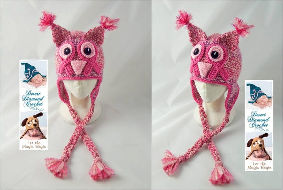 Save The Hooters Breast Cancer Owl Hat - Any Size