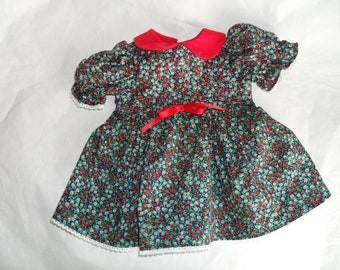 Dress for American Girl Doll Dress fits Gotz HandMade Dolls 18 or 16 inch