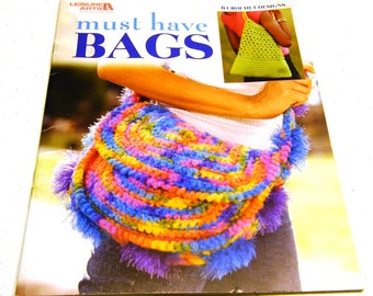 Must Have Bags - 6 Crochet Patterns
