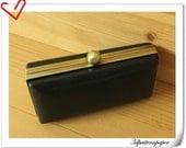 16cm x 8 cm anti bronze  Box  purse frame  purse making supplies Z9