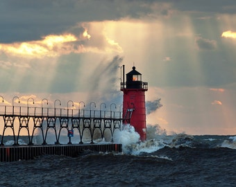 In the Spotlight - Michigan Photography