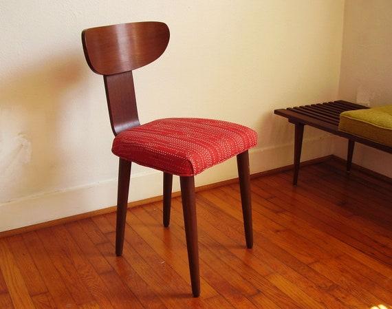 SALE Hans Wegner Wtyle Wooden Mid Century Chair