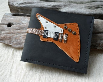 Men Wallet Explorer wood color
