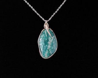 Perthite Pendant. Listing 110642419