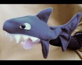 Sharky Shark Hand Puppet