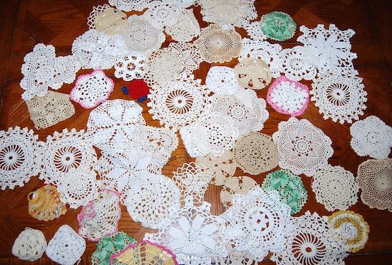 60 Pretty Crochet Pieces