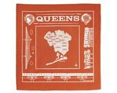 Queens bandanna - orange