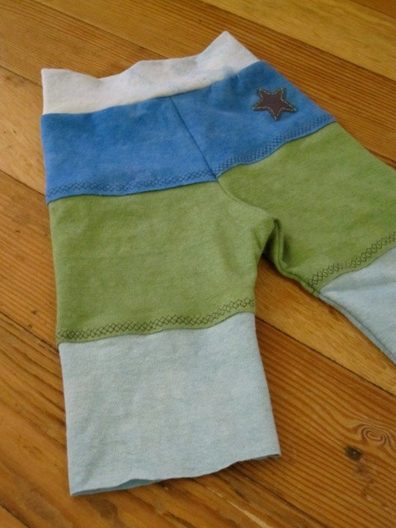 SALE Organic Newborn Freestyle Pants by Whispering Willows