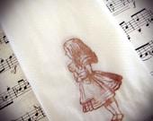 Alice in Wonderland - Alice Treat Bags - A Set of 8