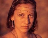 Tribal hair chain