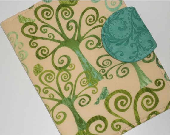 Kindle Cover Paperwhite Cover Nexus Cover Nook Cover Rainforest eReader Case all sizes available