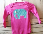 Long Sleeve Bodysuit size: 9 Months