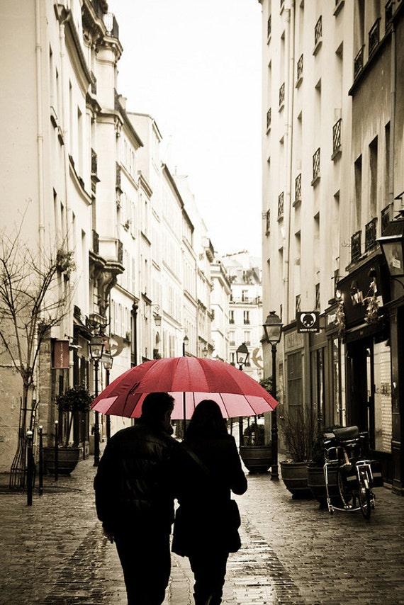 paris photography paris in the rain spring in paris lovers. Black Bedroom Furniture Sets. Home Design Ideas