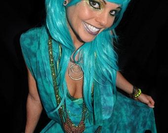 Atlantis Sea Queen Flow Dress