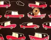 Robert Kaufman Eerie Alley fabric