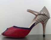 Tango dance, party shoes in size 40.
