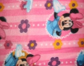 Minnie Mouse Snuggie Kids Size Fleece Blanket