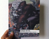 Urban Myths Giant Robot presents a book by kozyndan