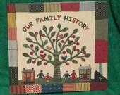 "Hallmark ""Our Family History"" Record Book"