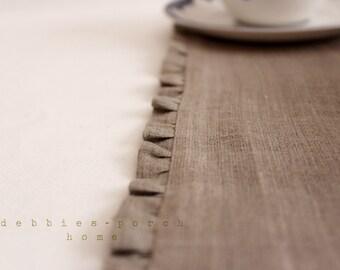 lulu...linen placemats set of 6