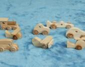 Wood toys