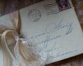 Antique Love Letter 1930s