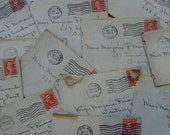 100 plus Year Old Love Letter