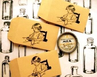 Milk Money coin envelopes
