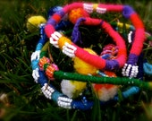 Colorful braclets
