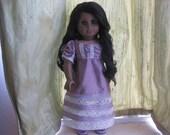 American Girl Caroline (1812) style dress