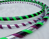 Money-Saving 3-PACK. Custom Designer Hula Hoop & Mini Twins Set. You Choose Colors and Size. Over 15,000 Hoops SoLd.