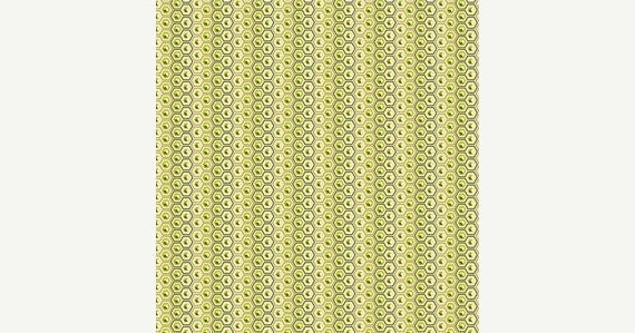 SALE - Prince Charming by Tula Pink  for Free Spirit  -  Hex Box in Olive - SKU TP15  -  1 Yard