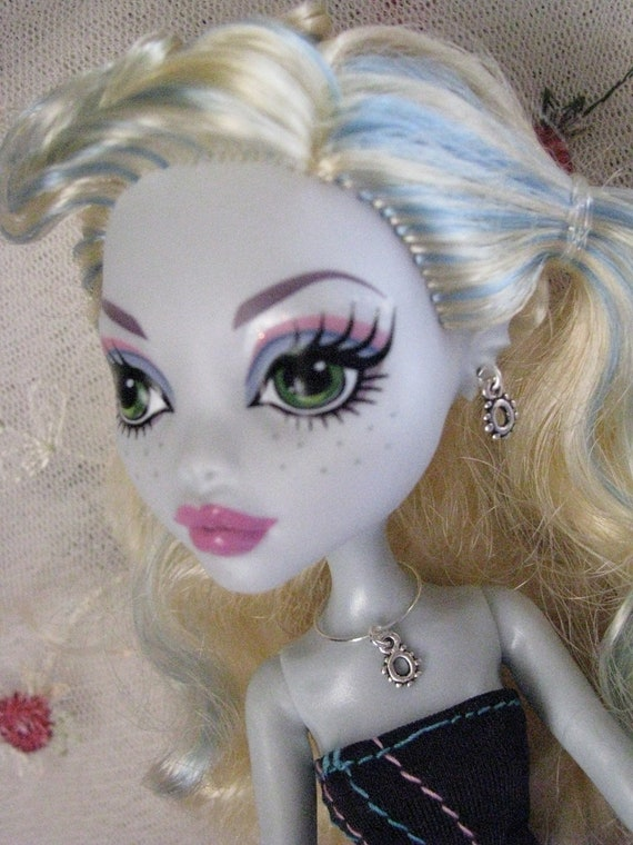 Flowers Doll Jewelry Set for Monster High Dolls