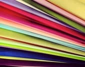TISSUE PAPER 20 SHEETS / gift wrapping / craft supply / retail packaging / diy / wrapping paper / paper crafts / decoupage