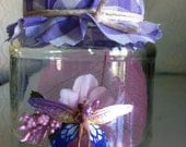 SALE Freshly caught miniature fairy in glass jam jar 3FOR2 Cheapest item FREE